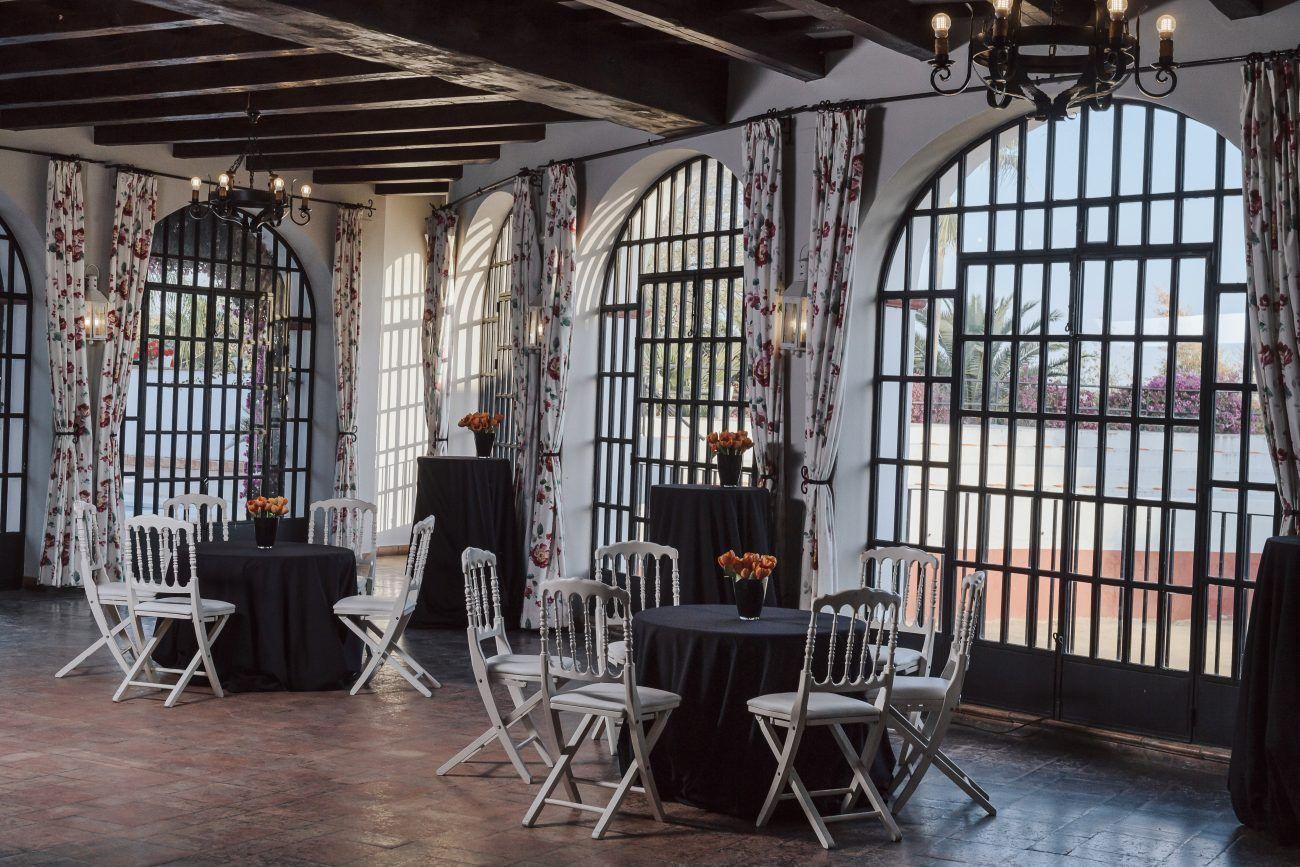Hacienda bodas Sevilla, Hacienda eventos Sevilla, Salón Cañada Real | Hacienda El Vizir Un Lugar con Encanto